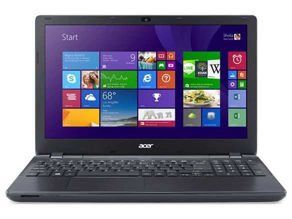 Лаптоп Acer 15.6 ,1 TB, голяма батерия !! с 2 видеокарти и  DVD