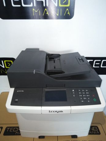 Реновирано цветно лазерно многофункционално устройство Lexmark CX410