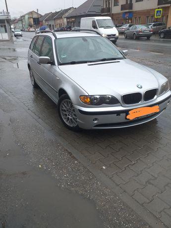 Vand sau dezmembrez BMW 320d e46