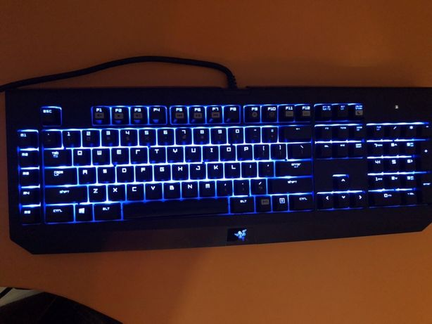 Tastatura Gaming Mecanica Razer Blackwidow CHROMA, Negru, USB