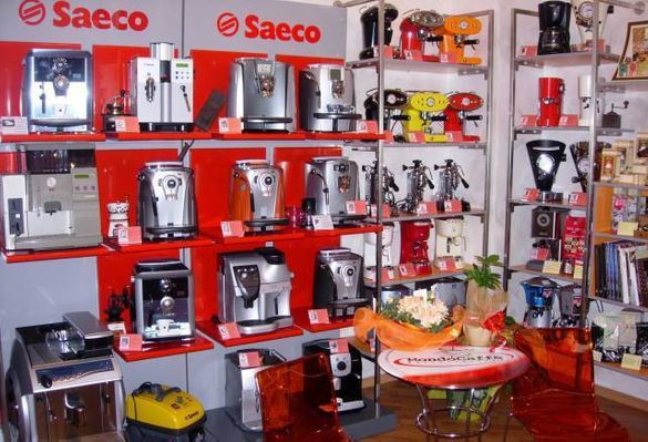Kафемашини за офиси,магазини,кафенета и дома SAECO