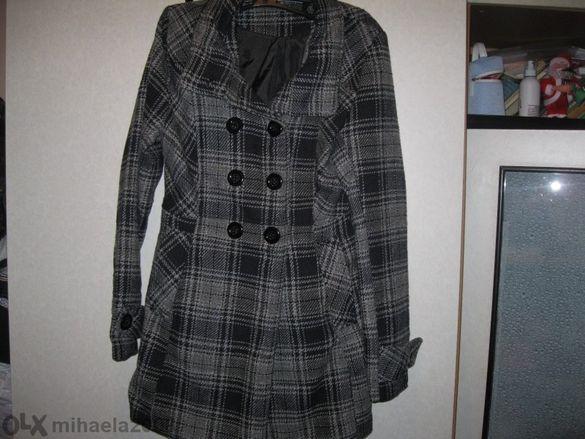 страхотно ново палто