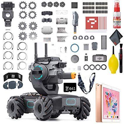 Интеллектуальный развивающий робот DJI RoboMaster S1
