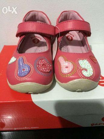 Новые туфельки Garvalin (Испания), 21 размер