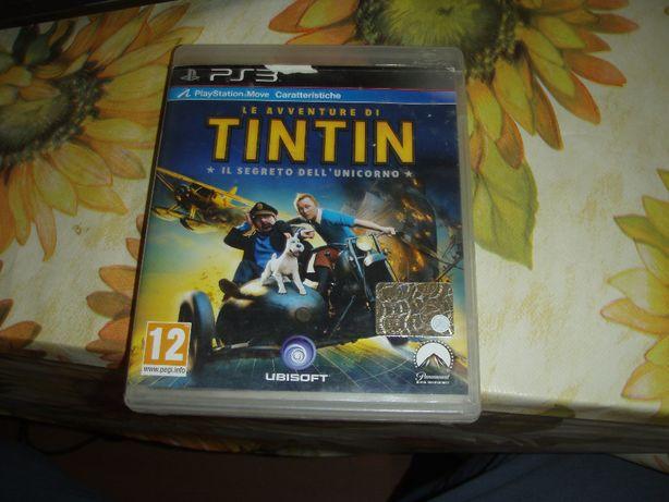 Le aventure di TINTIN - Il segreto dell´ Unicorno PS3