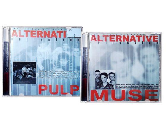 CD - Pulp, Blink 182, Air, Muse, Orbit, Tom Waits, Blink 182