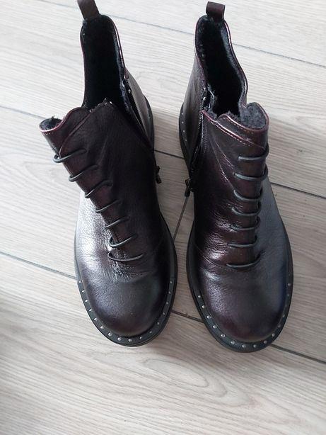 Vand ghete/ pantofi dama  - Iarna imblanite