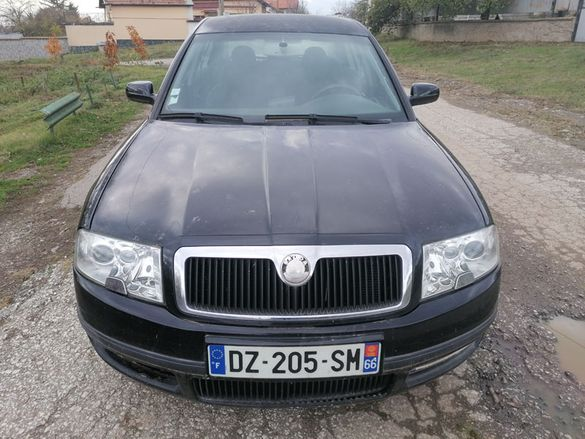 Шкода Суперб 2.5ТДИ / Skoda Superb 2.5 tdi