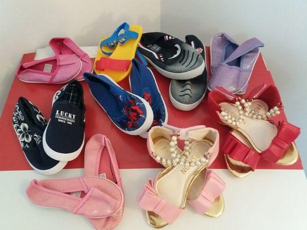 Papucei pentru copii