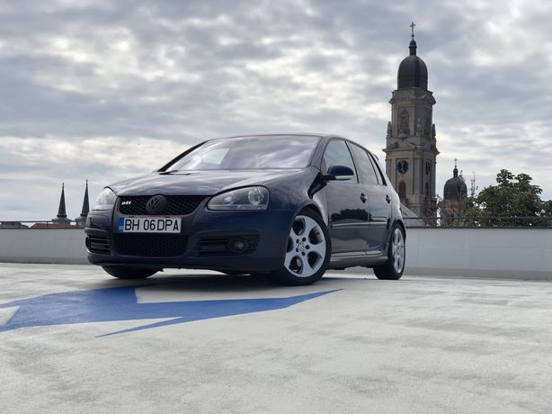 Vand / Schimb / Golf V GTI / 2.0Tfsi / 200cp