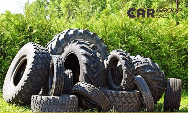 Anvelopa 16.9 28 Nokian Cauciucuri SECOND Tractor buldo cu GARANTIE !