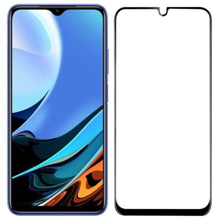Закален удароустойчив 21D стъклен протектор за Xiaomi Redmi 9T