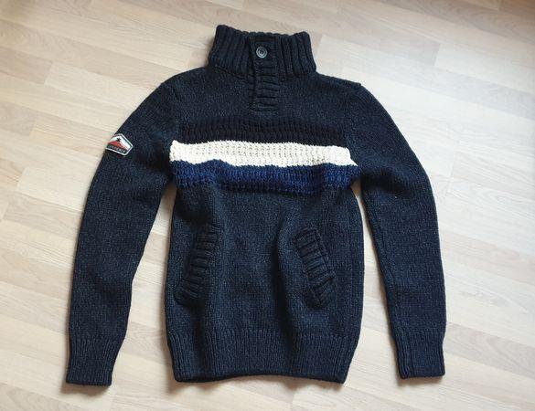 Мъжки Пуловер SUPERDRY Ski Dog номер:XXL Суичер