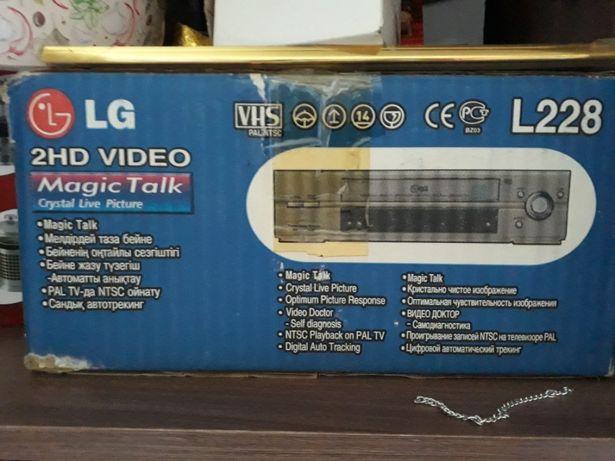 Продам кассетный видеомагнитафон