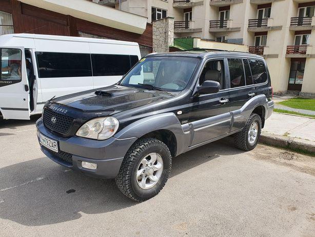 Capota Hyundai Terracan Facelift 2006