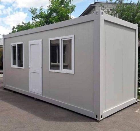 Vand container stil modular sau standard