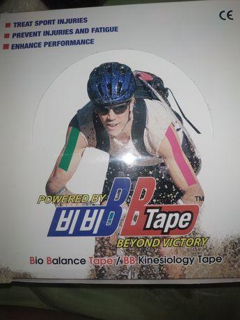 Тейп Kinesio BBTape 5 см x 5 м