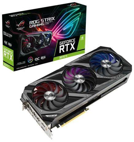 ASUS ROG Strix GeForce RTX 3070 Ti 8GB