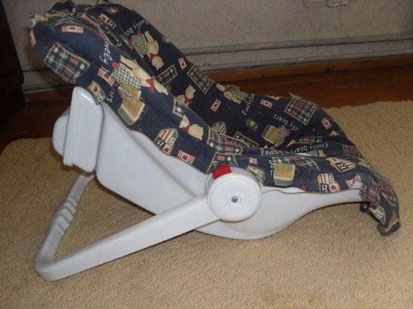 Детска седалка за кола
