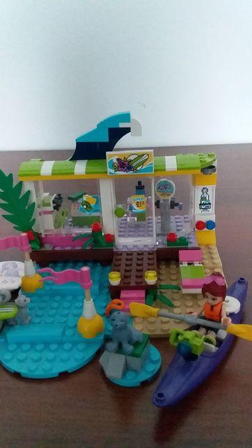 Лего, оригинал, без упаковки.