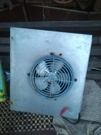 Ventilator frigider