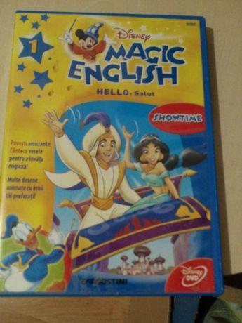Magic English pentru copii.