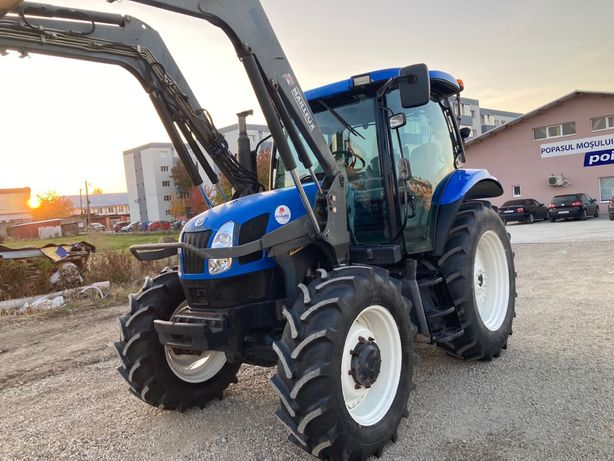 Tractor new holland T. 6010