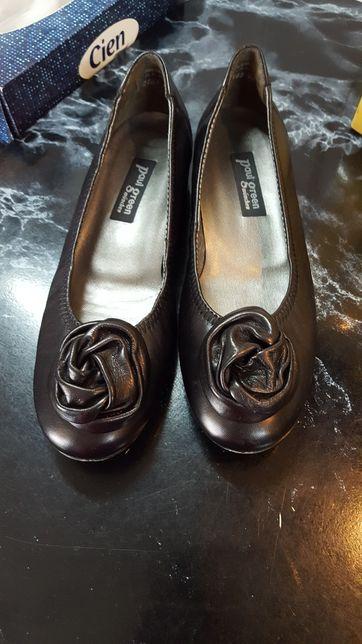 Pantofi din piele Paul Green de dama