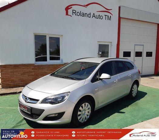 Opel Astra Posibilitate rate/ Garantie/ KM certificati