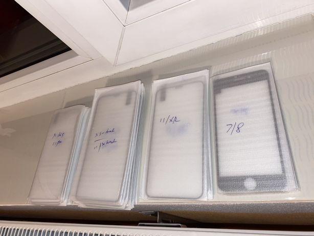 Folie sticla Apple Iphone x xs max 11 11pro 11promax 7 8 plus