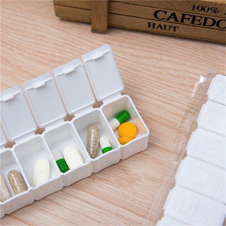 Кутия за лекарства със 7 отделения