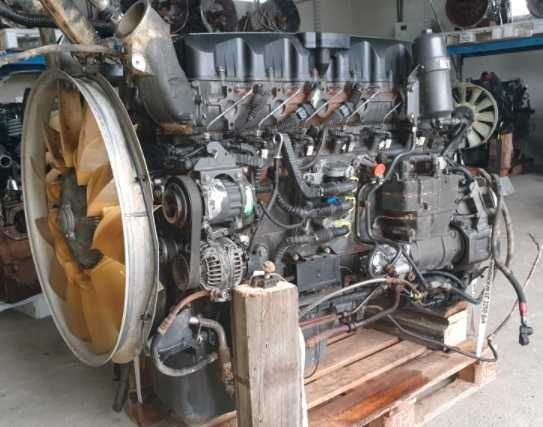 Motor complet DAF Paccar 510 cp - Euro 5 - second hand din stoc !