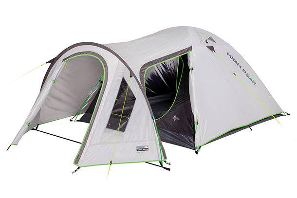 Палатка 4-х местная HIGH PEAK KIRA 4.0