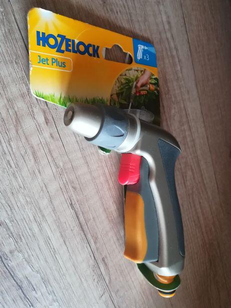 Pistol metalic stropit gradina 3 functii Hozelock