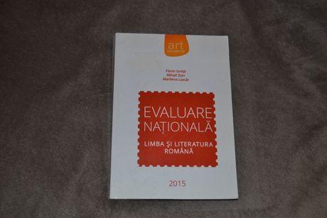 Evaluare Nationala - limba si literatura romana