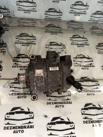 Compresor aer AC clima Audi A4 B8 A5 2,0 TDI CAG 2010 fără fulie
