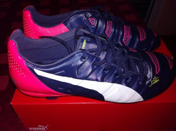 Футболни обувки Puma Nike Adidas, чорапи Lotto
