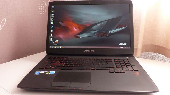 Ноутбук Asus Rog G751JY