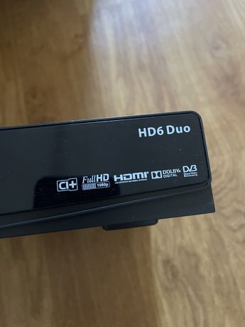 Спутниковый ресивер dreamsky hd6 duo