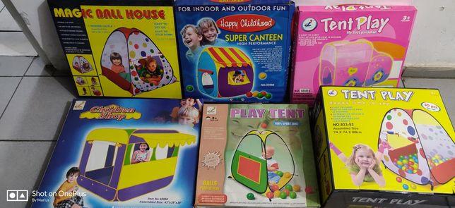 Corturi din plasa, căsuțe pentru copii