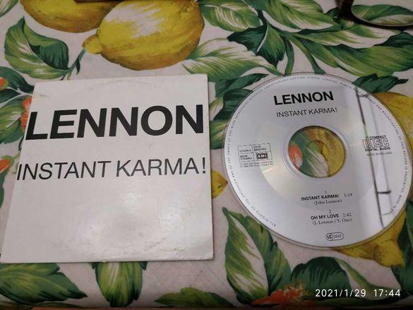 Различни вносни СД Madonna John Lennon