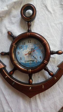 Vand ceas de perete,model navy