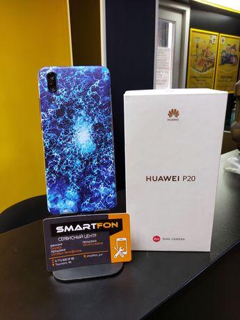 Huawei P20... память 128гб