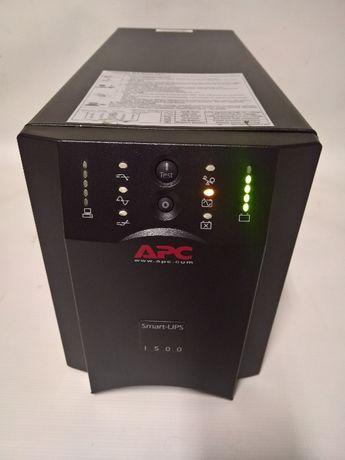 UPS APC SMART 1500, гаранция, цената е с вкл ДДС