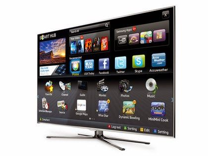 Smart TV 3d Samsung ue55d8000