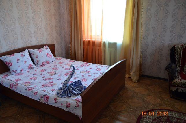 Береке! 1-ком квартира посуточно. Интернациональная 34. Петропавловск.