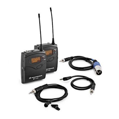 Микрофонна система за камери Sennheiser Pro Audio Ew 112p G3