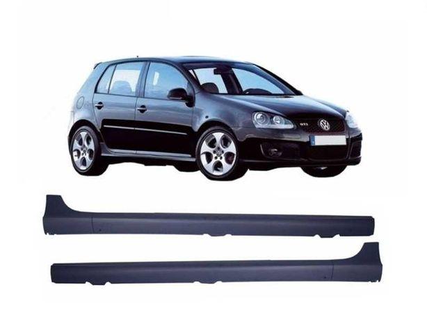Praguri VW Golf 5 GTI Plastic ABS