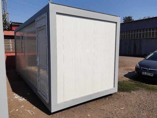 Container birou magazie vestiar monobloc depozitare santier chiosc