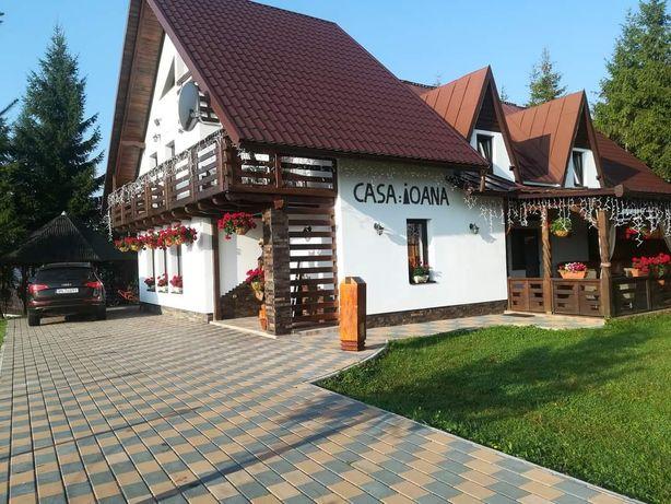 CASA Ioana Cabana Piatra Fântânele - Tihuta INDISPONIBILA PTR.REVELION